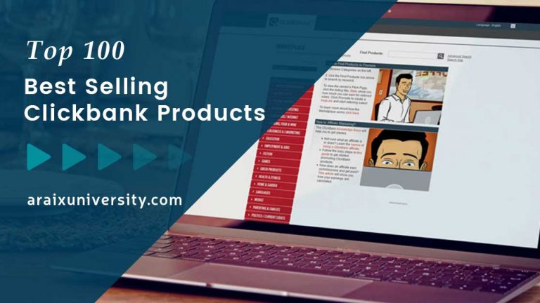 Top 100 Best Selling Clickbank Products : Best Affiliate Products List 4