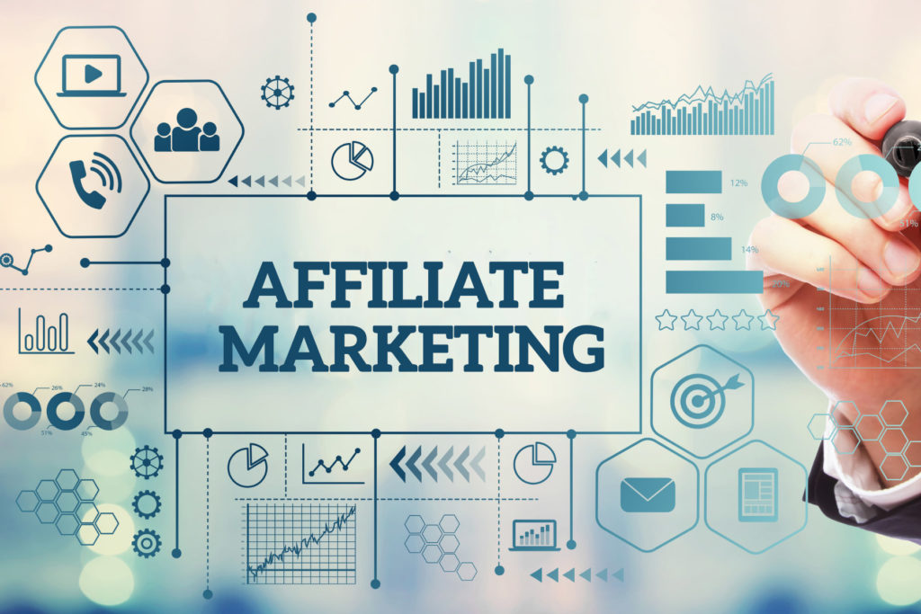 Affiliate marketing is a great way to make money online through a passive income