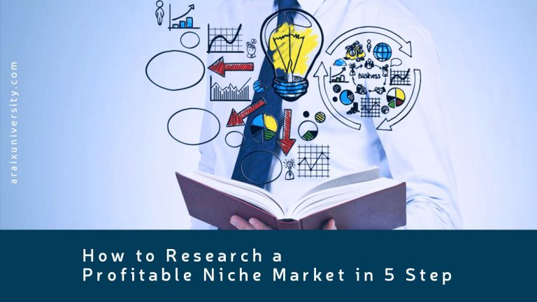 How to Research a Profitable Niche Market in 5 Step