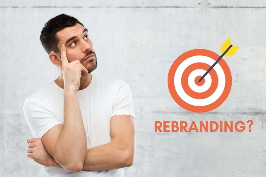 Rebranding is a significant undertaking for any business.