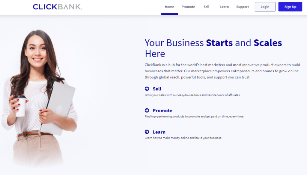 What Is Clickbank? Read this Before Signing Up Affiliate Marketing, Clickbank