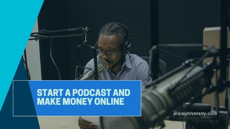 How to start Podcasting and Make Money