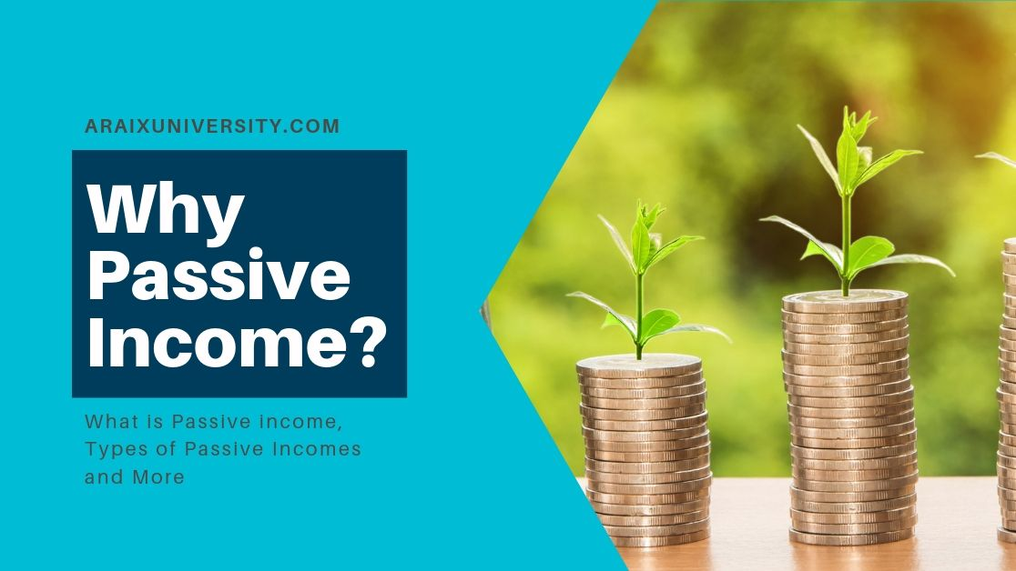 Why You Should Focus on Passive Income