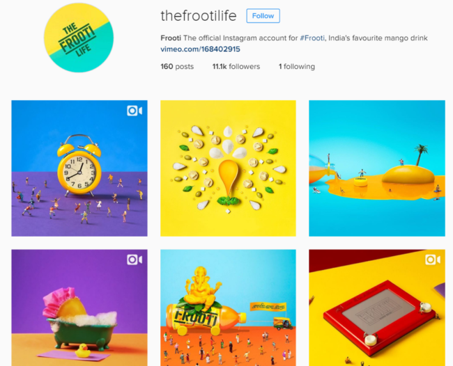 How to create a visual identity for your brand with Example 20