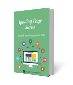 Landing Page Secrets - Skyrock Your Conversion Rate