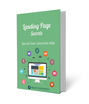 Landing Page Secrets – Learn How to Skyrock Your Conversion Rate