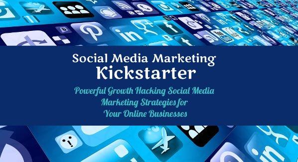 Social Media Marketing Kickstarter