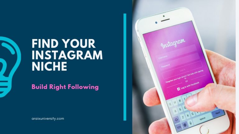 How to Find Your Instagram Niche and Build right Following