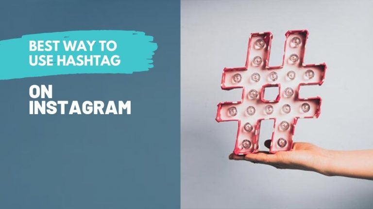 How to use Hashtag on Instagram Right Way