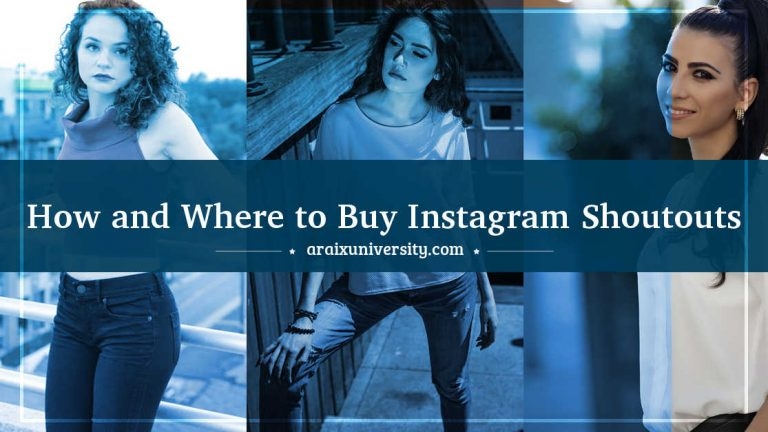 How and Where to Buy Instagram Shoutouts