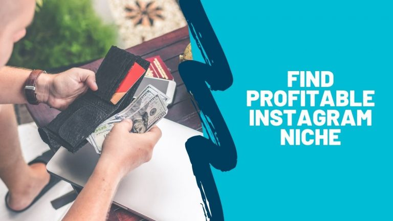 How to Find Your Instagram Niche and Monetize it!