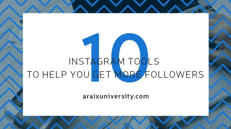 Top 10 Instagram Tools to Help You Grow Your Business