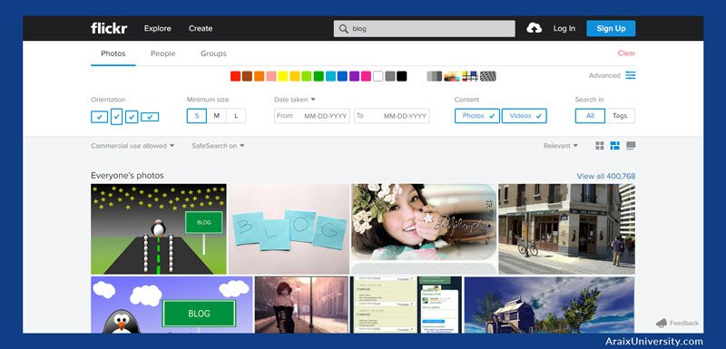 Free Stock Photo Website