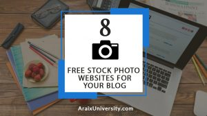 8 Free Stock Photo Website to Make Your Blog Post Standout