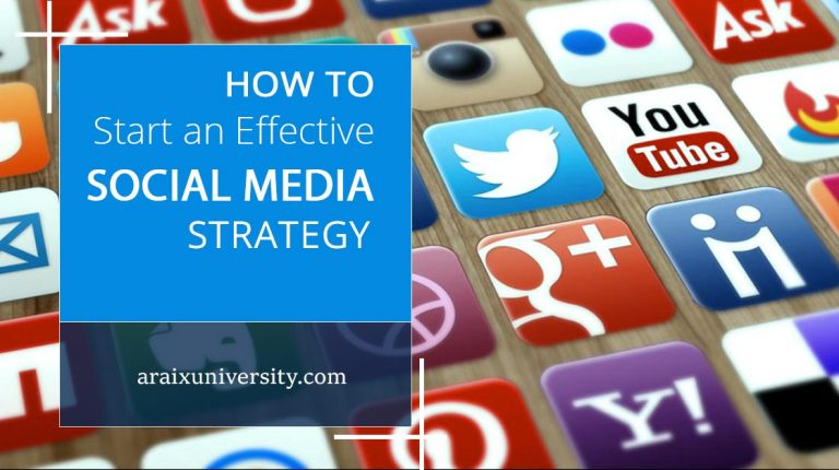 How to Start an Effective Social Media Strategy