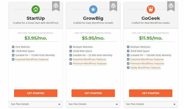 SiteGround - Best WordPress Web Hosting Service 3