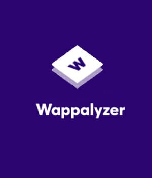 Wappalyzer – Identify Technology used on any web page