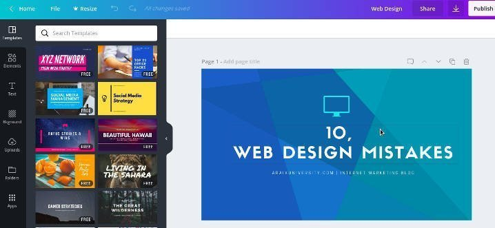 Canva - Design Anything You want 1