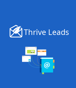Thrive Leads - List Building WordPress Plugin Review 1