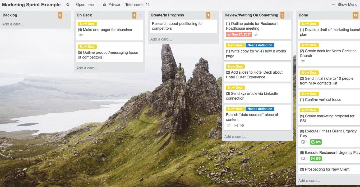 Trello - Project Management Tool to Boost Your Productivity 1