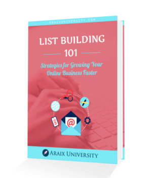 List Building 101 – Strategies for Growing Your Online Business Faster