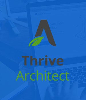 Thrive Architect – Conversion Focused WordPress Theme and Tools