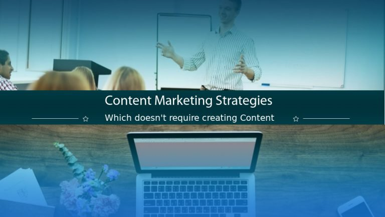 How to do Content Marketing without Creating content 4