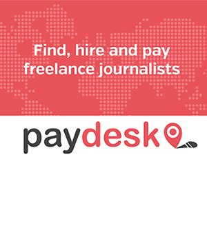 paydesk The best way to find, hire and pay a freelance journalist