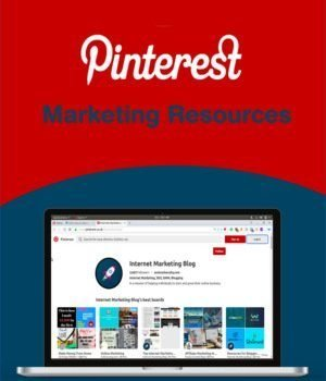 Pinterest Marketing Resources – Board and Cover Design