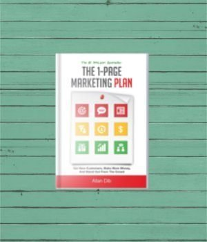 The 1-Page Marketing Plan by Allan Dib – Review and Book Summary