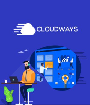 Managed cloud web hosting platform