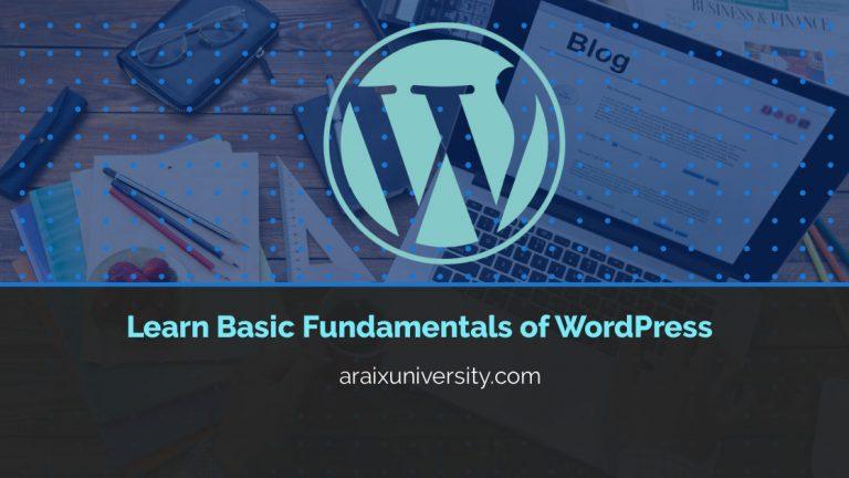 Beginner Guide to WordPress 15
