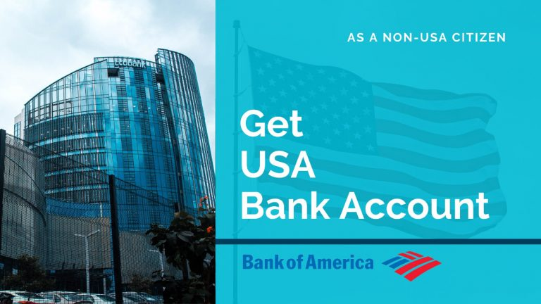 How to Get a US Bank Account as a Non-USA Citizen 5