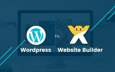 WordPress or a Website Builder: Which is best for your small business website?