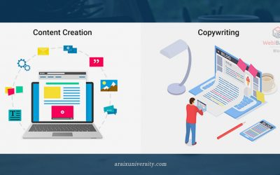 What Is the Difference Between Content Creation and Copywriting