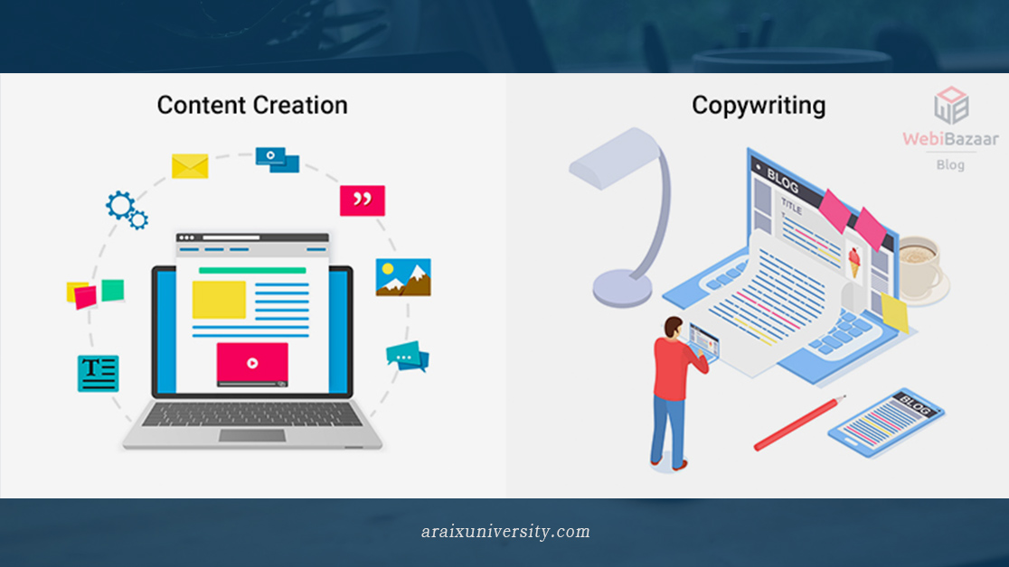 The role of content writer and copywriter is often misunderstood, by marketers who want to be successful with their content.