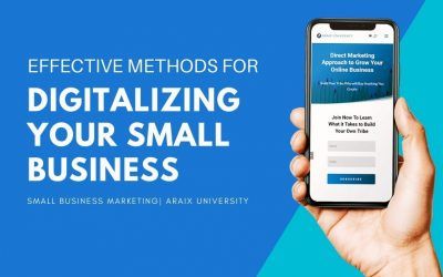 How to Effectively Digitalize Your Small Business