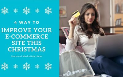 4 Ways to Spruce up Your E-Commerce Shop This Christmas Season