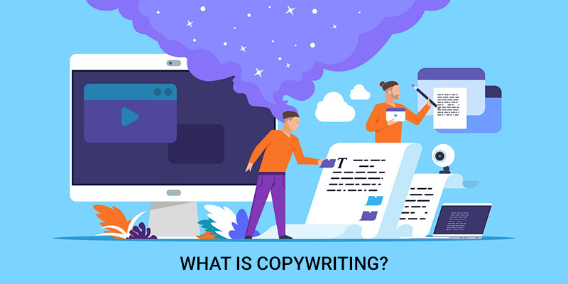 Content creation is a more specialized form of writing focused on one or more content marketing goals. Copywriting is especially done for marketing purposes.