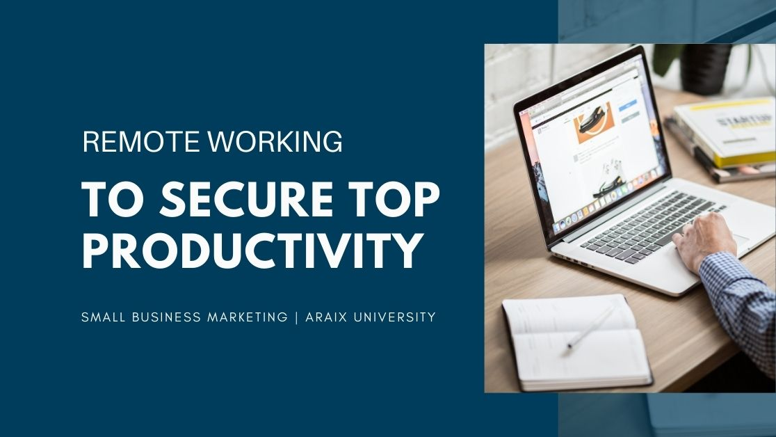 To Secure Top Productivity