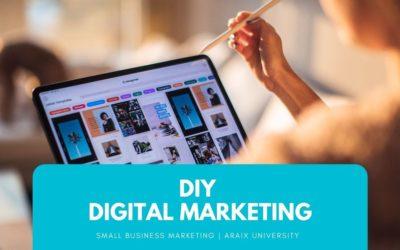 DIY Digital Marketing: Why It Isn't Always the Way to Go
