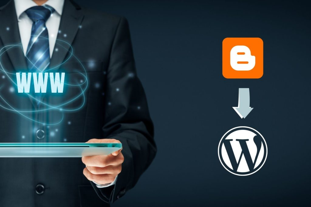 Ready to switch from Blogger to WordPress