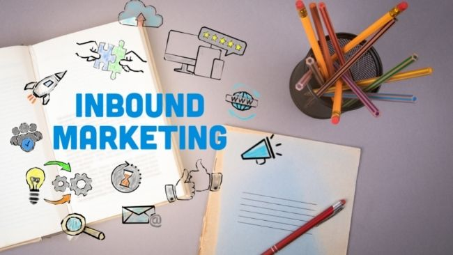 Inbound marketing is the process of attracting