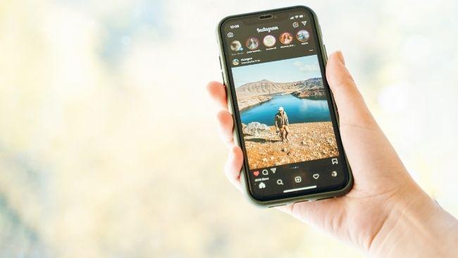 Instagram is a visual social media platform