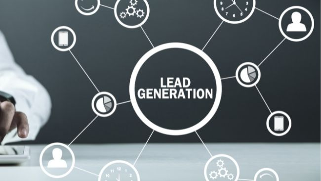 Lead generation is the process of bringing potential customers or clients to your company