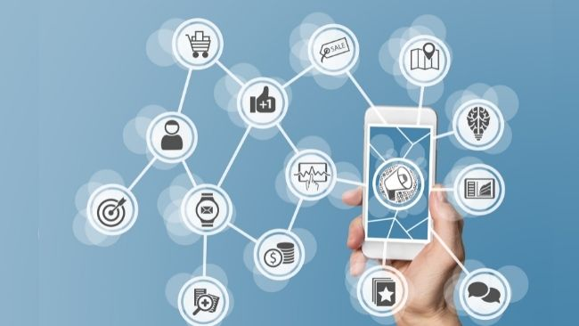 Mobile marketing is a relatively new form of digital marketing