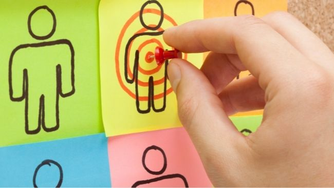 Niche marketing is the process of targeting