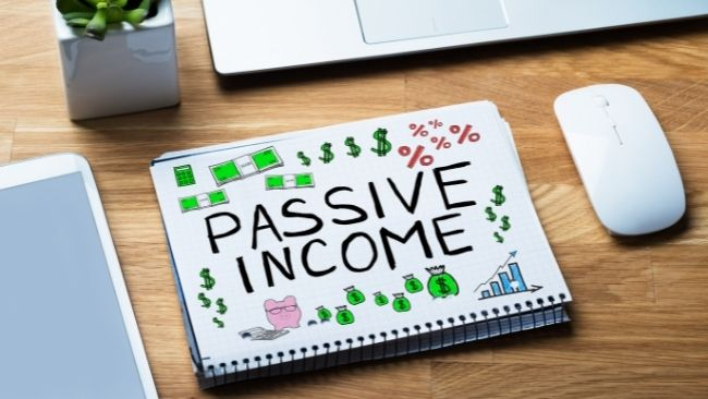Passive income is a great way for anyone to make money