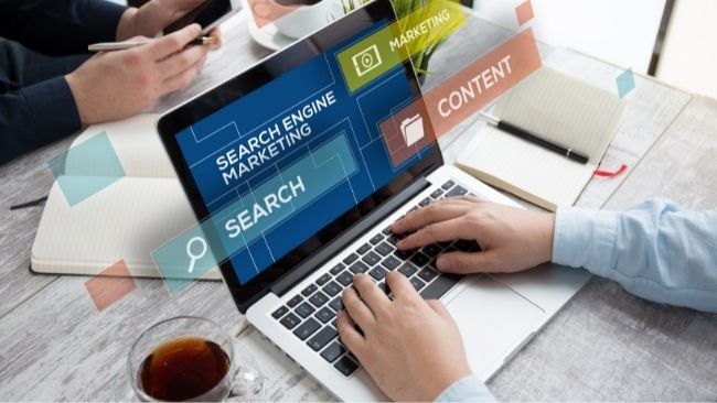 Search engine marketing (SEM) is a subset of Internet marketing