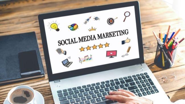 Social media marketing is a form of marketing